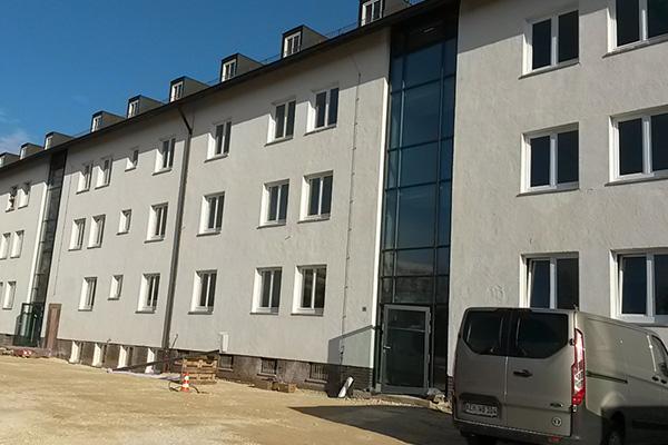 Referenz: Staatliches Bauamt, Regensburg